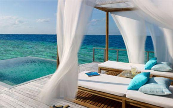 Dusit Thani ***** - Atoll de Baa - Maldives