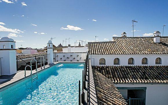 Hotel Hospes Las casas del Rey de Baeza 4*