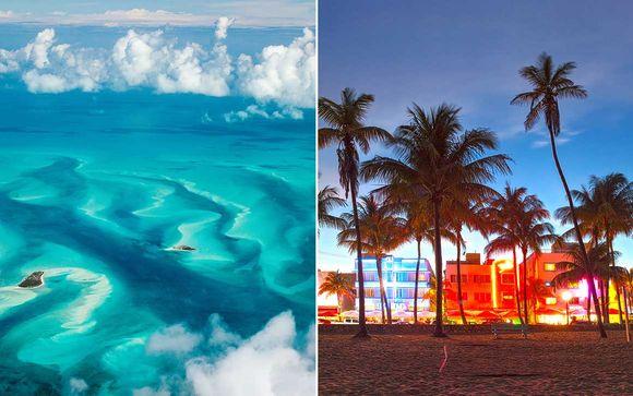 Combiné Miami Raleigh & Memories Grand Bahama