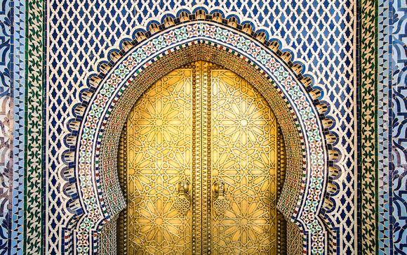 A la découverte des villes impériales du Maroc