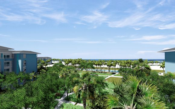 Poussez les portes de l'hôtel Grand Sirenis 5* à Cayo Santa Maria