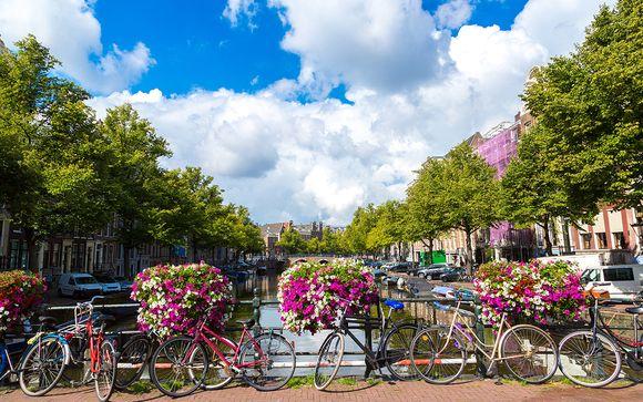 H�tel Amsterdam de Roode Leeuw 4*
