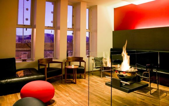 Poussez les portes du Centerhotel Arnarhvoll 4*