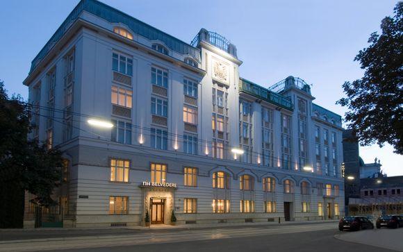 Poussez les portes du NH Wien Belvedere 4*