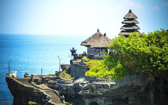 Circuit Au cœur de Bali et extension à Seminyak 4*