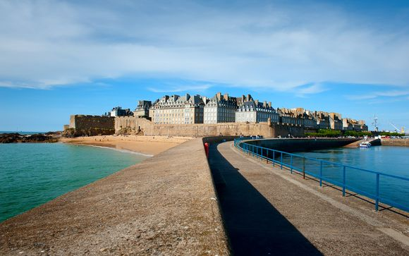 Le Grand Bé - Golden Tulip Saint-Malo 4*
