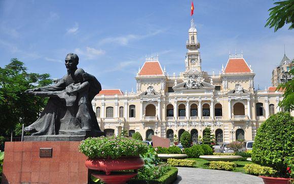 Zoom sur votre programme en 12 nuits - Extension au Vietnam