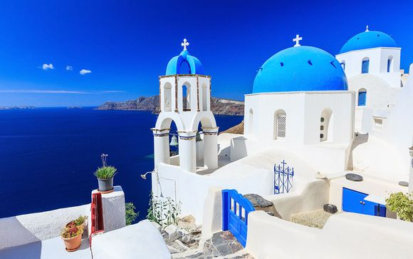 La magie des Cyclades en hôtels 4*