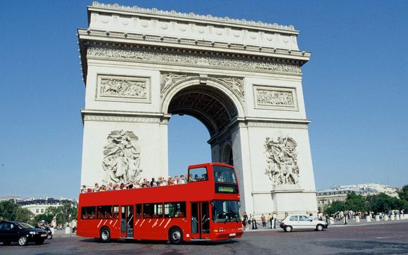Mettez une option sur l'évasion à Paris