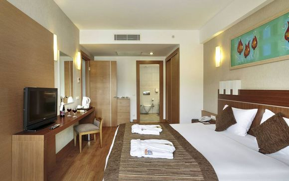 Poussez les portes du Sunis Kumkoy Beach Resort Hotel & Spa 5*