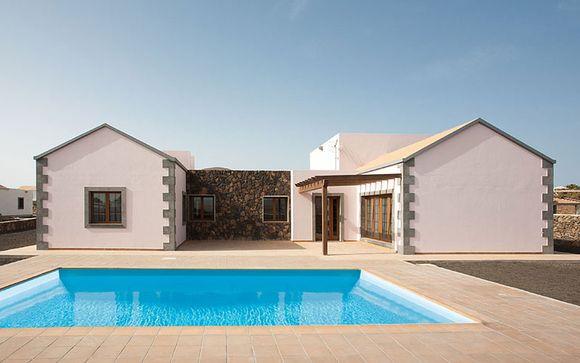 Cadre paisible et champêtre avec piscine privée