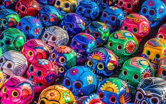 Circuit Mexique Spécial Dia de Los Muertos en 11 jours / 9 nuits