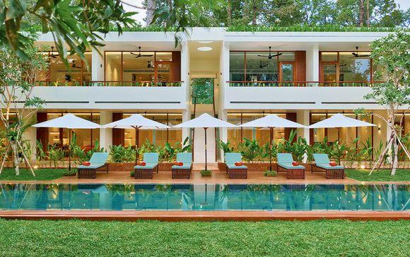Votre extension à l'hôtel FCC Angkor