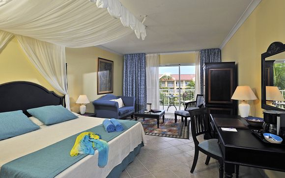 Poussez les portes de l'hôtel Paradisus Princesa del Mar 5* à Varadero