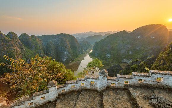 Circuit Vietnam du Nord au Sud et séjour balnéaire possible