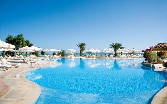 Hôtel Mövenpick Resort El Gouna 5* avec ou sans croisière