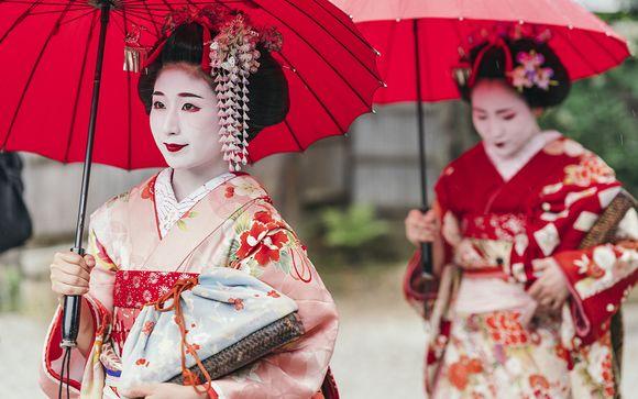 Mettez une option sur l'évasion à Kyoto