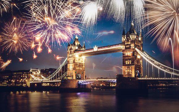 Nouvel An dans la capitale britannique
