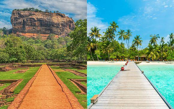 Découverte du Sri Lanka avec extension aux Maldives
