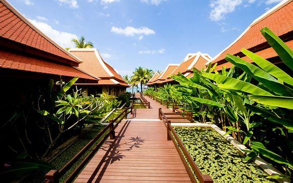 Votre extension au Khao Lak Laguna 4*
