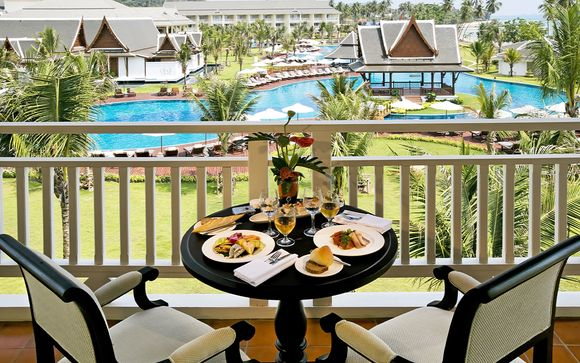 Poussez les portes de l'hôtel Sofitel Krabi Phokeethra 5*