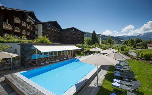 Lindner Parkhotel & Spa 4*