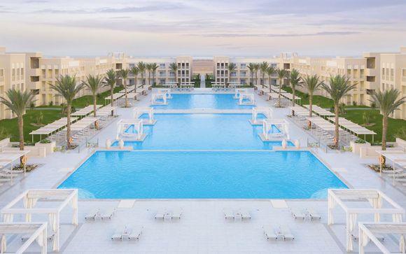 Hôtel Jaz Aquaviva 5* et combiné croisière sur le Nil