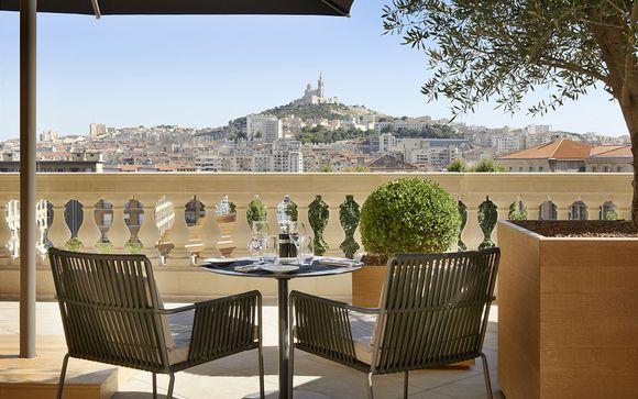 InterContinental Marseille - Hôtel Dieu 5* & Restaurant Alcyone 1*