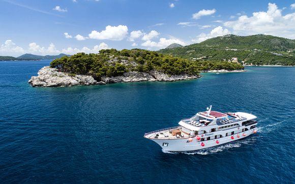 Croisière d'exception en eaux croates