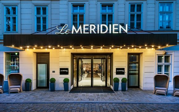 H�tel Le Meridien Vienna 5*