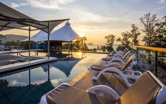 Combiné 4* Beyond Patong Phuket et The Elements Krabi Resort