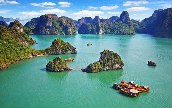 Vietnam Hanoi - Circuit Vietnam en liberté et extension balnéaire possible à Mui Ne à partir de ...