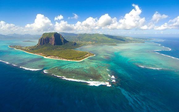 Suivez-nous... De l'île de la Réunion à l'île Maurice