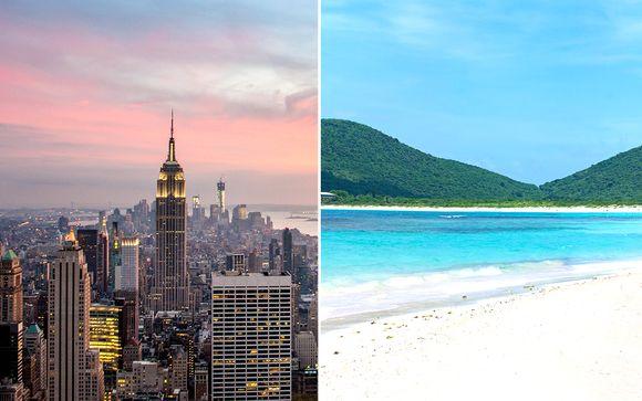 Combiné Hôtel The New York EDITION 5* et Hôtel St Regis Bahia Beach Resort Puerto Rico 5*