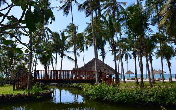 Diani Reef Beach Resort & Spa 5* et safaris