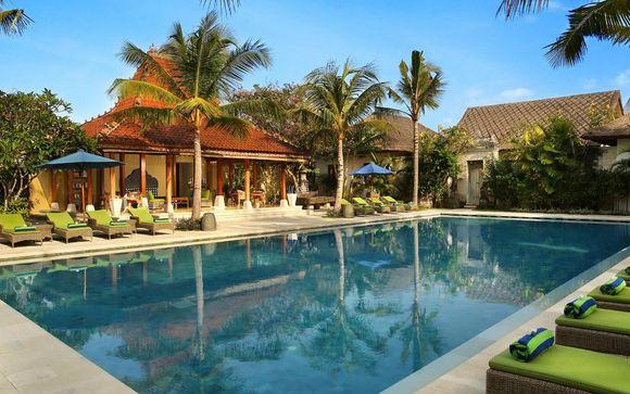 Poussez les portes de l'hôtel Sudamala Suites & Villas 5* à Sanur