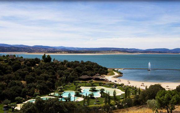 Poussez les portes de votre hôtel Vincci Valdecañas Golf 4*