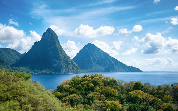 Hôtel Royalton Saint Lucia Resort and Spa 5*