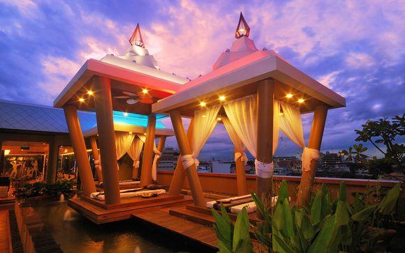 Poussez les portes de l'hôtel Nouvo City Hôtel 4* à Bangkok