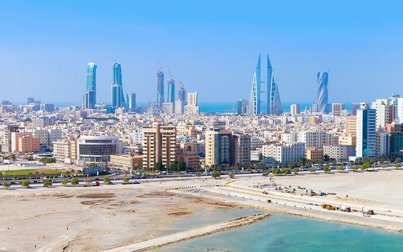 Mettez une option sur l'évasion à Bahreïn
