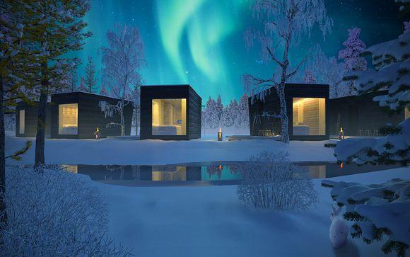 Découverte de la Laponie avec pré-extension possible à Helsinki