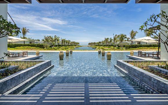 Votre extension à l'hôtel Melia Ho Tram Beach Resort 5*