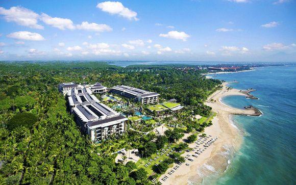 Votre extension à l'hôtel Sofitel Nusa Dua 5*