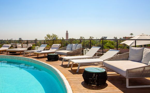 H�tel The Pearl Marrakech 5*
