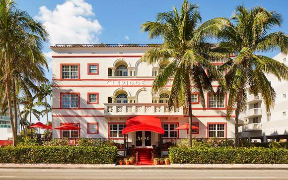 Casa Faena Miami Beach 4* et croisière possible au Mexique