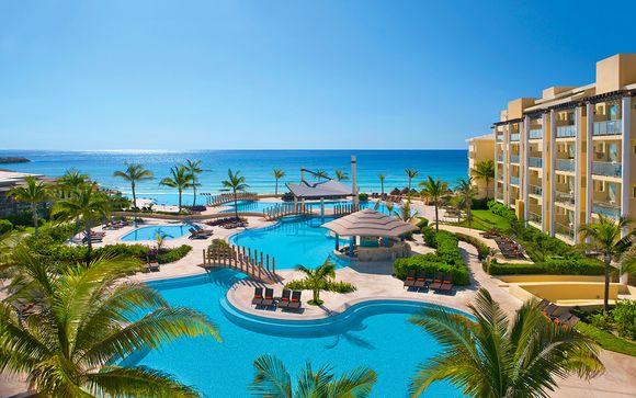 Now Jade Riviera Cancun 5* et circuit possible au Yucatan