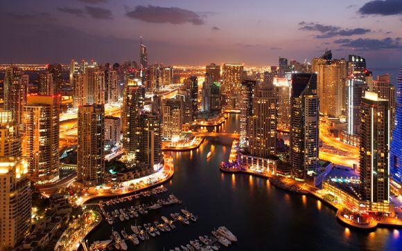 Votre séjour possible de 3 nuits à Dubai