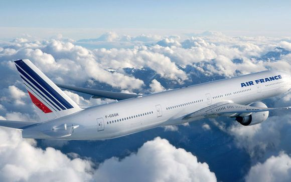 Offrez-vous un vol direct en classe économique avec Air France
