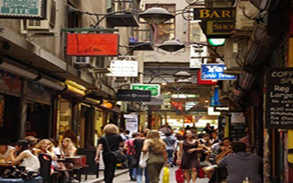 Mettez une option sur l'évasion à Melbourne