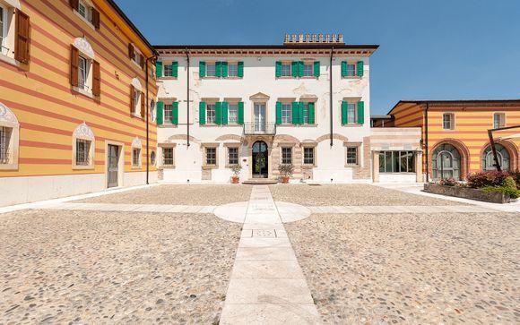 Hôtel Villa Malaspina 4*